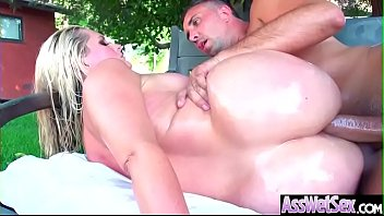 Hard Anal Sex Scene With Oiled Sluty Big Ass Girl (Alena Croft) video-05 lesbian anal pussylicking videos