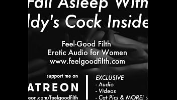 DDLG Roleplay: keep Daddy's Big Cock inside all Night (Erotic Audio)