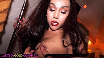 """Curvy Asian ladyboy Far is a true sex bomb with her big ass and big boobs <span class=""""duration"""">6 min</span>"""