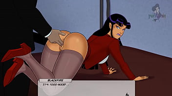 DC comics Something Unlimited Part 64 fingering Blackfire 15 min