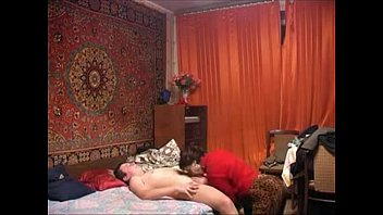 Sexy Short-Haired Russian Fucked Well 60 min