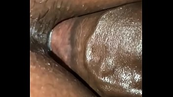 First time ebony anal she takes BBC like a champ