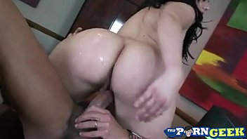 Ava Rose Horny at Work