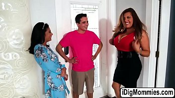 Monica Learns To How To Suck And Fuck