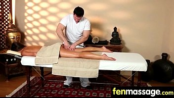 Sexy Masseuse Helps with Happy Ending 15 thumbnail