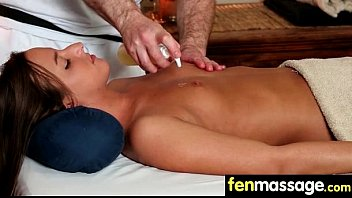 Sexy Masseuse Helps with Happy Ending 15