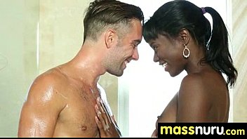 slippery massage with happy end 16