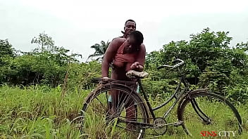 ALL THE MAIDENS  WANTS TO FUCK HIM BECAUSE HE IS THE ONLY MAN THAT HAS A BICYCLE IN THE COMMUNITY thumbnail