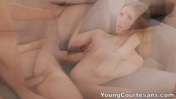 Young Courtesans - She is a real beauty who loves the attention of rich successful men