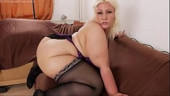 Chubby fucking porn videos - Awsome blonde bbw from desirebbws .com