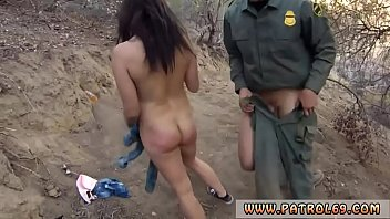 Police girl fucked and cop domination Kayla West was caught lusty