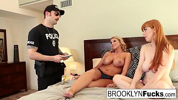 Fusker anal 008 Lucky dude alex bangs brooklyn and penny