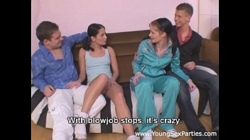 Ponytail sex cumshot - Cuties panni, leony aprill with ponytails fuck dirty