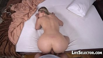 Selvaggia - Cute blonde gets fucked hard (POV)