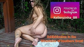 Exhibitionism in the mountains of southern Brazil