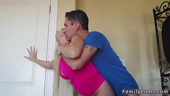 Mom and cheerleader partner's daughter threesome dad teaches ' how to