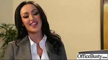 Hardcore Sex In Office With Bigtits Nasty Wild Girl vid-09