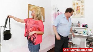 In this flick you will see Patrice the plump blonde mature, whole she visited th pornhub video