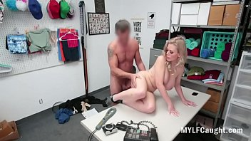 Russian MILF In America Gets Caught Stealing- Casca Akashova