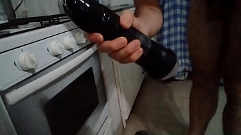 Only men can't fit big big dildo anal,  hard