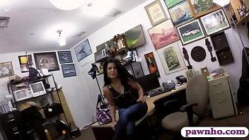 Pretty babe banged by pawn dude in exchange for money thumbnail