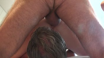 MEN AT WORK MILF BAREBACK DOUBLE TEAMED ANAL CREAMPIE (2020)