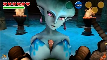 Hot zelda hentai - Princess ruto and link