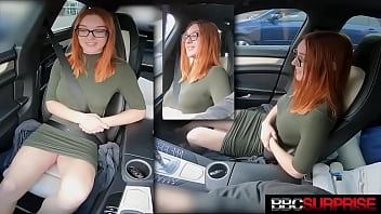 CoverBusty Cute Redhead Opal Gets Ass Packed By Big Black Cock & Loves it!