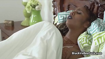 Black milf punished by parole officer
