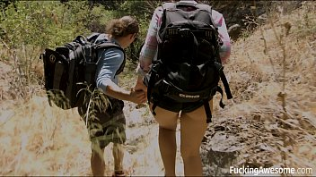 Camping nudes Fuckingawesome - the camping trip