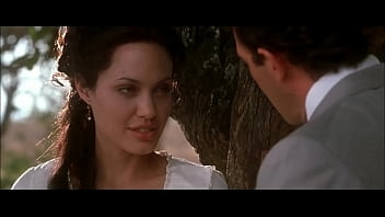 Angelina Jolie & Antonio Banderas hot sex from Original Sin (HD quality)