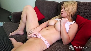 Busty Yanks Blondie Madison Missina Cums