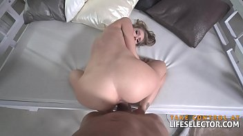 Beauty contestant Tiffany Tatum is willing to fuck her way to success POV