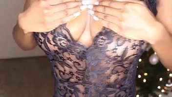 what breasts beautiful brunette