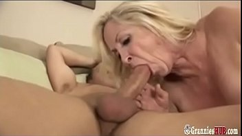 Annabelle Brady Is One Hot'n'Horny Granny Blonde