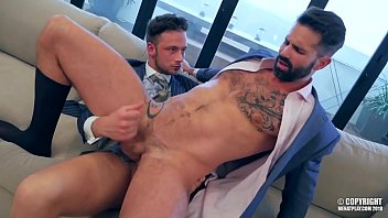 Tight gay asses - Dani robles is back, and this week hes squeezing his tight anus around damon hearts cock
