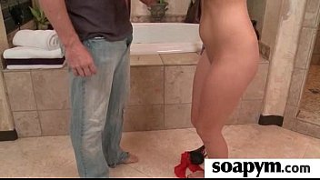 Sisters Friend Gives Him a Soapy Massage 17