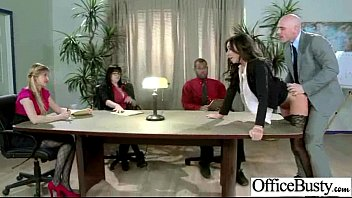 Office Sluty Girl With Big Melon Tits Bang Hard mov-30