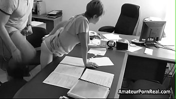 Hidden porno free clips Amateur porn office spycam caught boss fucks secretary