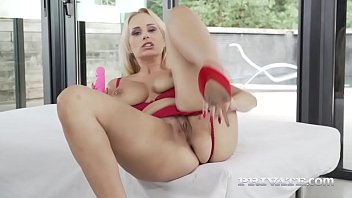 Angel Wicky, double blowjob, double penetration