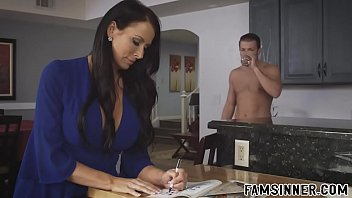 when you get the opportunity to fuck the huge tits of your stepmom