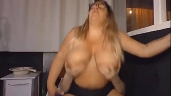 Chubby girl wants some cock