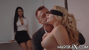 MARISKAX Mariska arranges a gigolo for Elizabeth