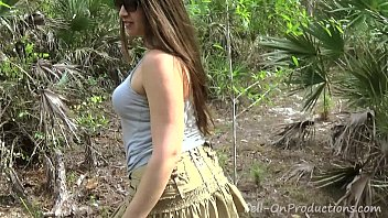 MILF gets facial in the woods. Madisin Lee in Mom's 21st Birthday Surprise