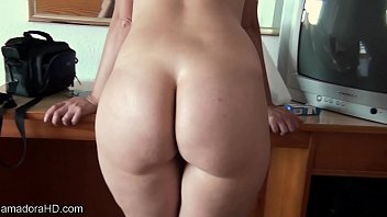 awesome arse portrait