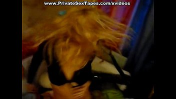 Young couple homemade scenes with blonde masturbating blonde piercing