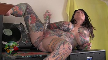 Jodi solo XXX audition with toys