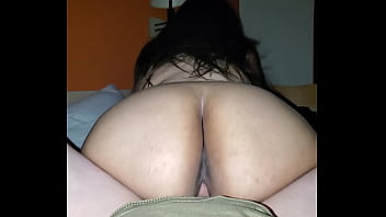 Young Latino getting some Latina thick pussy