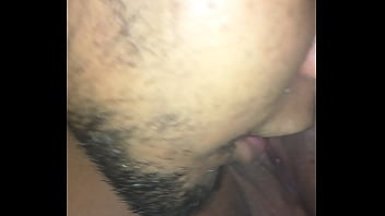 Tongue in pussy sucking delicious pussy brunette pussy vagina