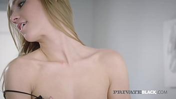 PrivateBlack - Anal Loving Brunette Alexis Crystal Facialed By BBC!